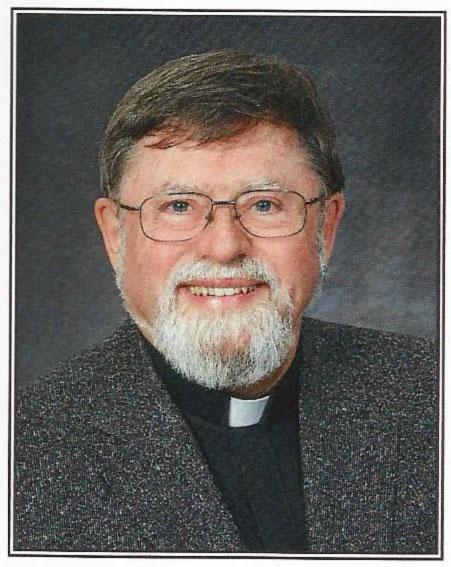 Portrait of Fr. Landry